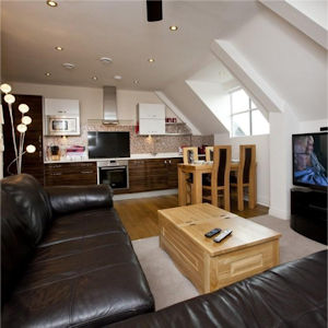 7 Aspire Open plan living room